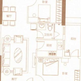 豪庭07户型