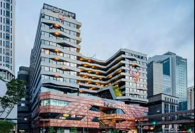 国外这些商业改造项目 皆为城市名片